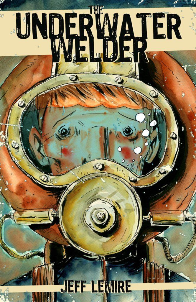 The Underwater Welder (okładka)