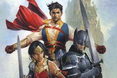 Dark Knights of Steel - okładka