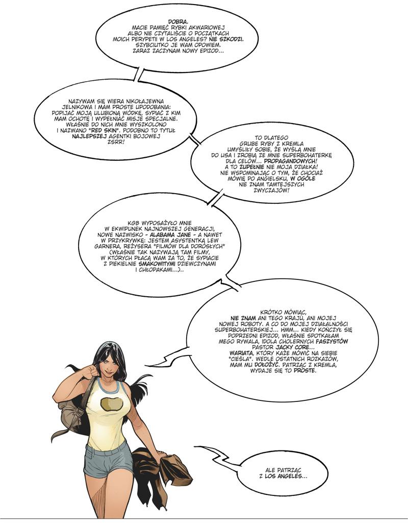superbohaterowie komiksy porno