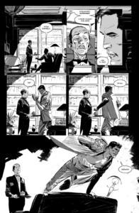 Batman Noir: Pewnego dnia - plansza 2