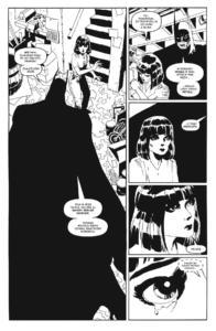 Batman Noir: Długie Halloween - plansza 3