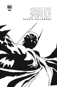 Batman Noir: Długie Halloween - okładka