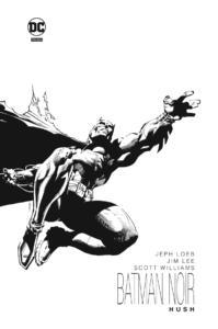 Batman Noir: Hush - okładka