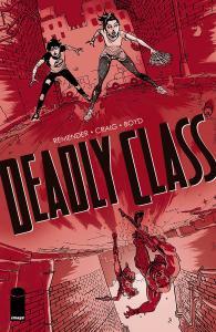 DeadlyClass-31 coverA