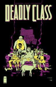 DeadlyClass 10-1