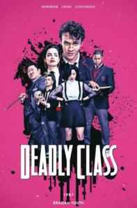 Deadly Class tom 1 FILMOWA