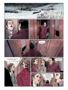 Morderstwo w Orient Expressie plansza 2