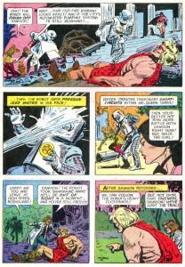 Mighty Samson #9 - plansza