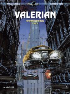 """Valerian 5"" - okładka"