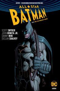 all-star-batman-mój-największy-wróg-okładka