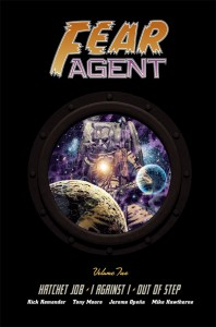 """Fear Agent. Library Edition"" tom 2"