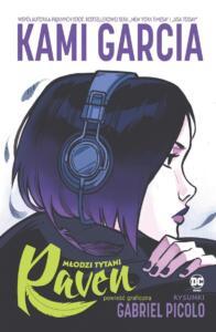 młodzi-tytani-raven-okładka