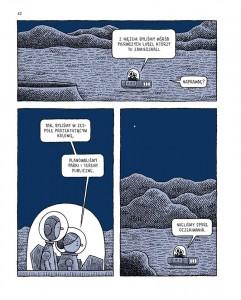 """Mooncop"" - plansza"