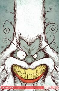 """""""Ozma of Oz"""" - okładka zeszytu #6"""