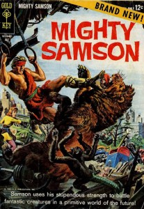 Mighty Samson #1