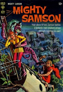 Mighty Samson #5