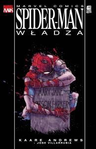 spider-man-władza-okładka