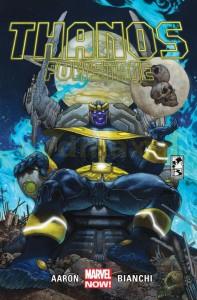 """Thanos powstaje"" - okładka"