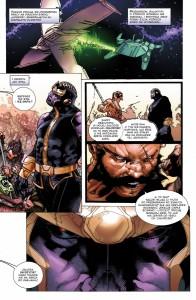 """""""Thanos powstaje"""" - plansza"""