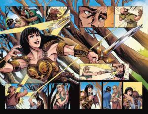 Xena: Warrior Princess (plansza)